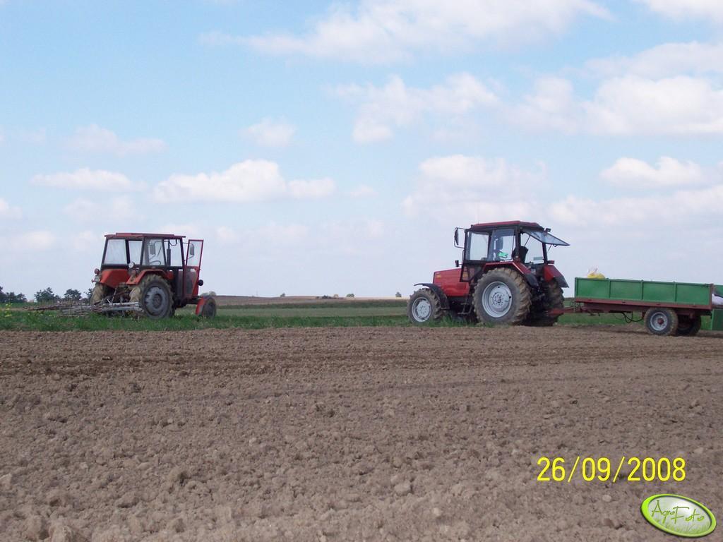 Belarus 952.2 i Ursus C-330