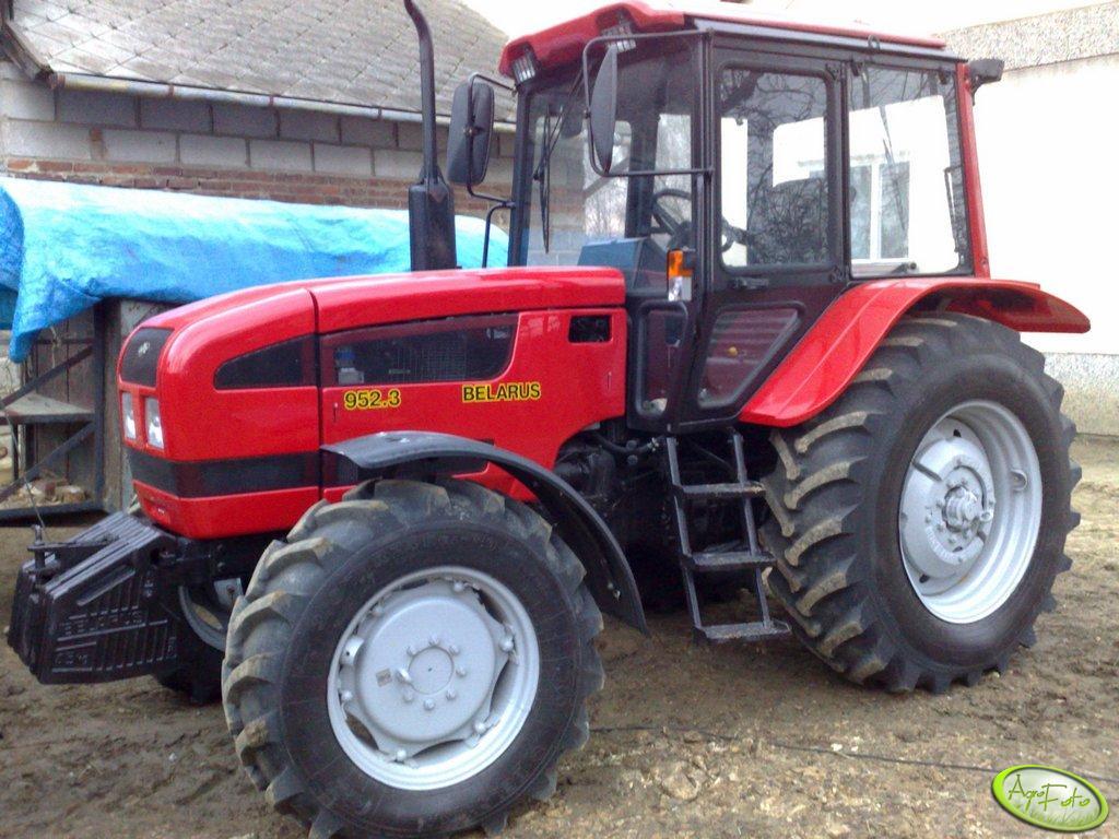 Belarus 952.3 95KM Euro2