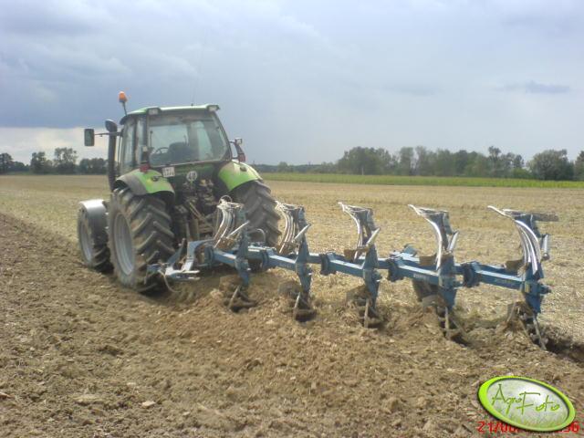 DF Agrotron 140 DT + Rabe 5