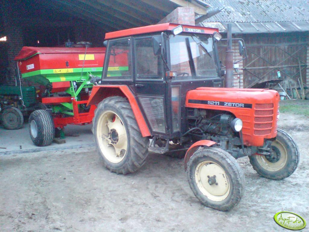 Zetor 3011 + Brzeg MXL 1600