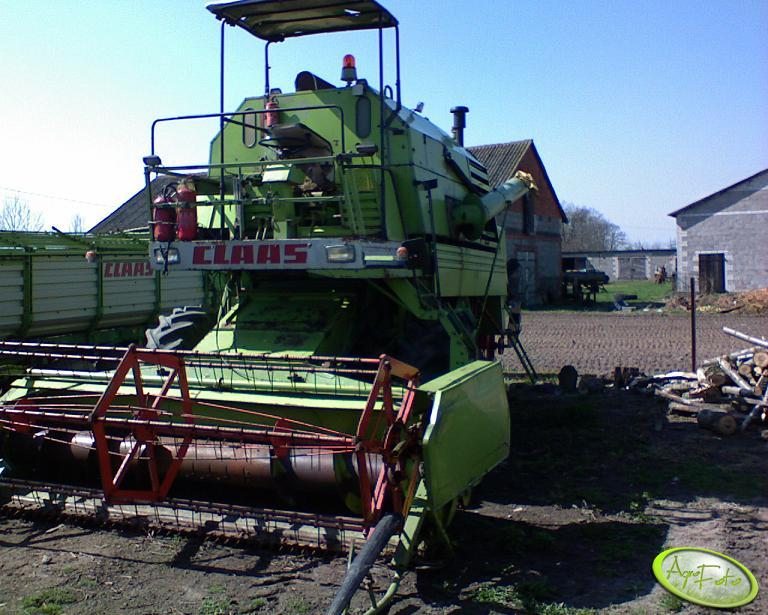 Claas Messidor