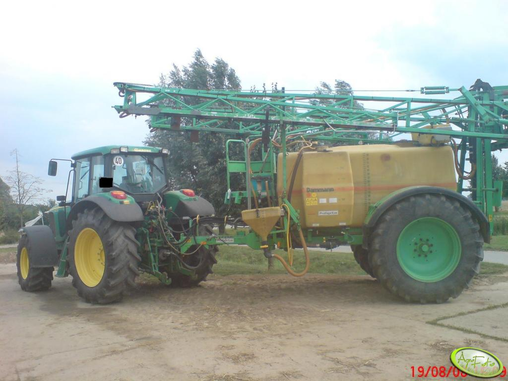 JD 6620 i Dammann