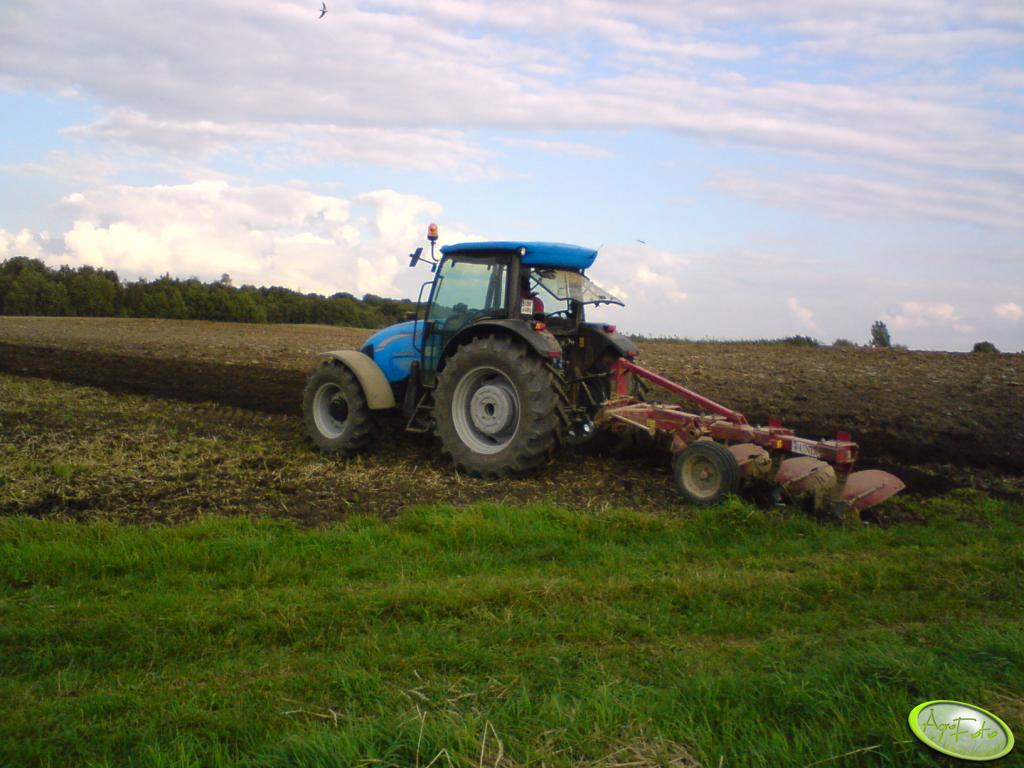 Landini Powerfarm 95+Unia Tur 4x40