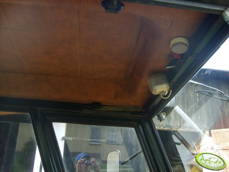 Podbitka dachu w czeskiej kabinie (c-360)