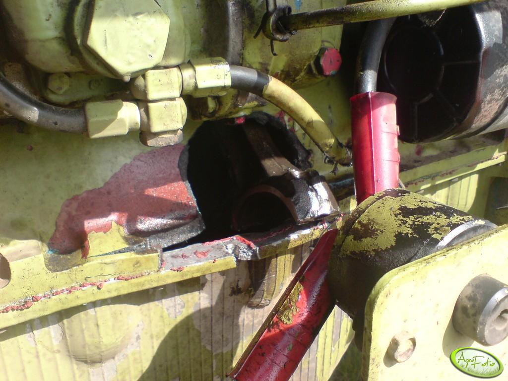 Silnik pokosówki