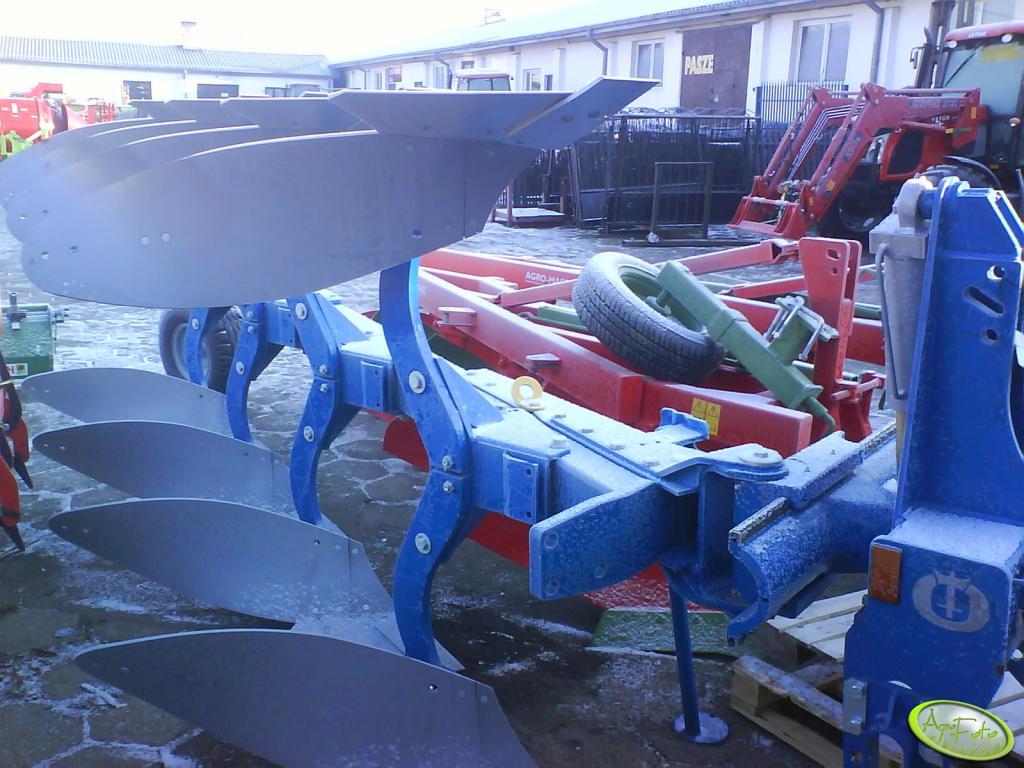 Overum 4-skibowy