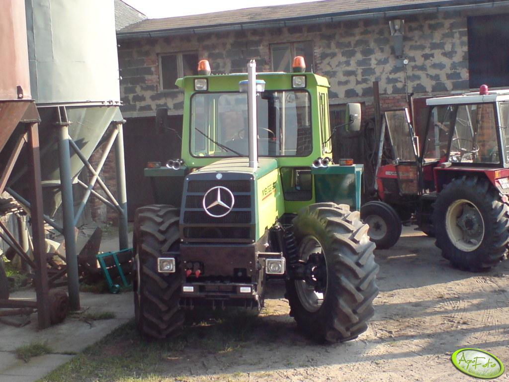 MB Trac 1300 Turbo