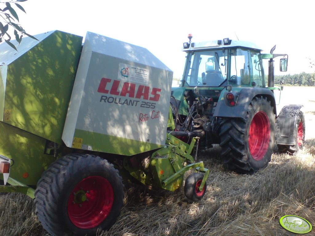 Claas Rollant 255RC Comfort