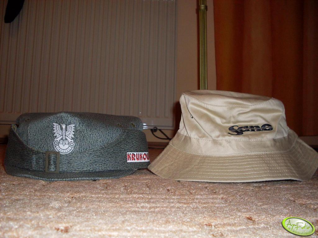 Czapka i kapelusz