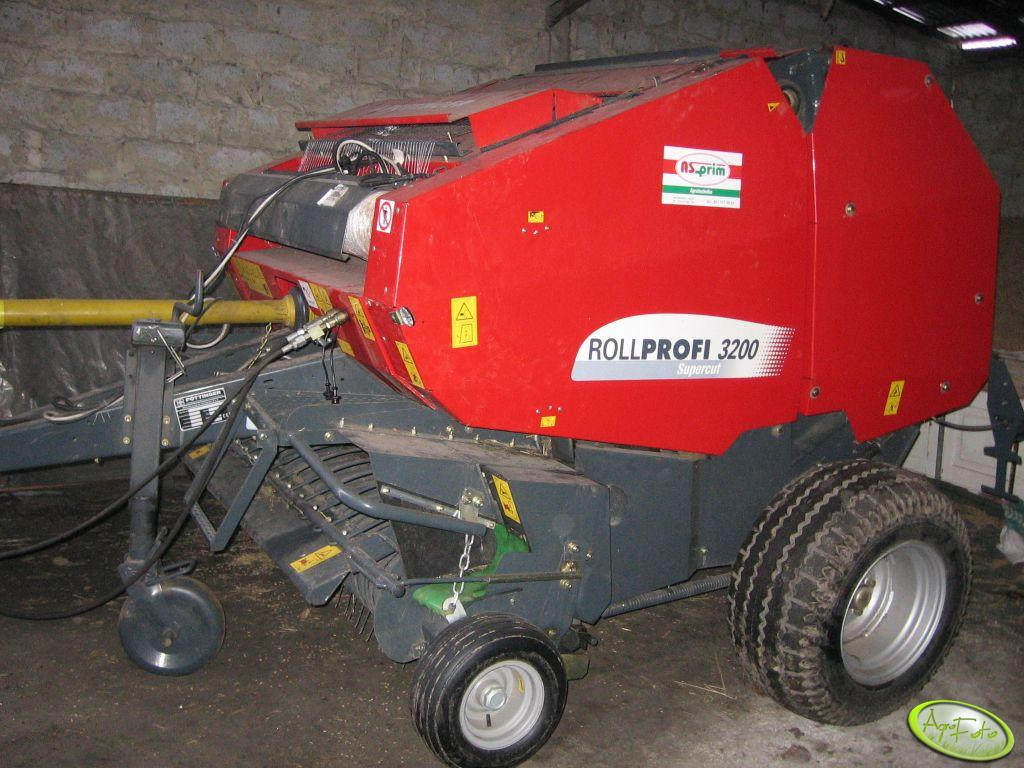 Pottinger Rollprofi 3200LSC