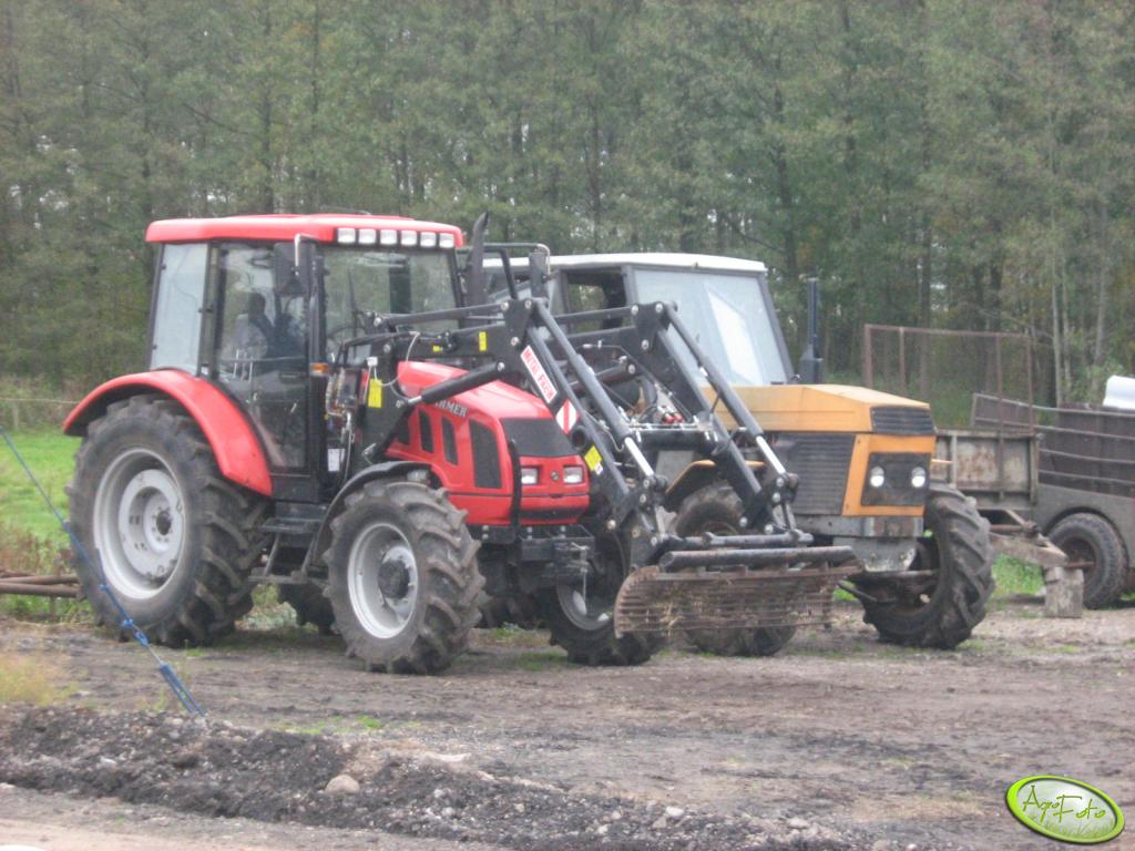Farmer 8258 & Ursus 914
