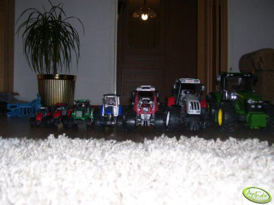 Ciągniki