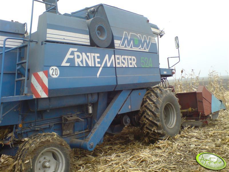 MDW ErnteMeister 524