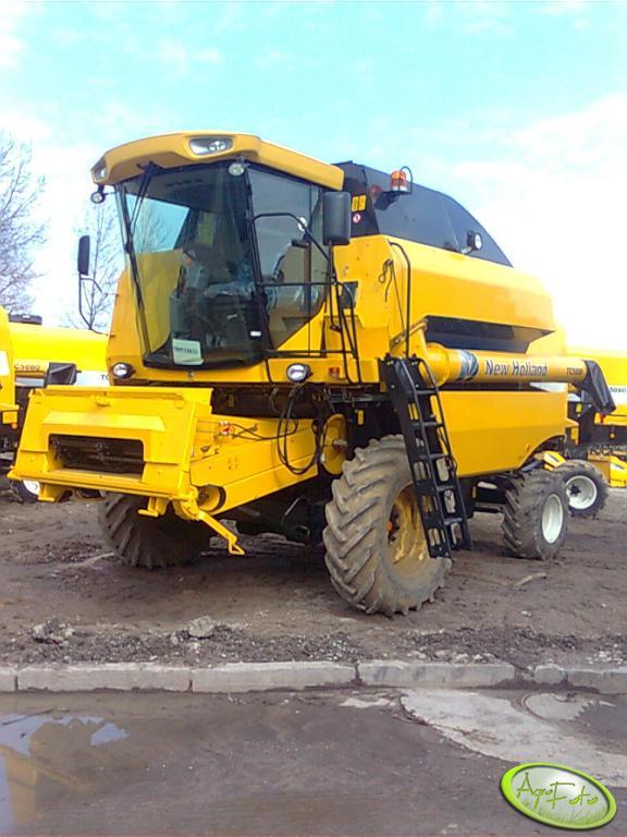 New Holland TC5080