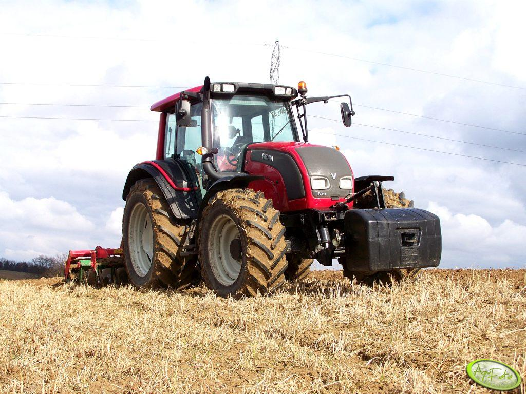 Valtra N111 + Ares TL