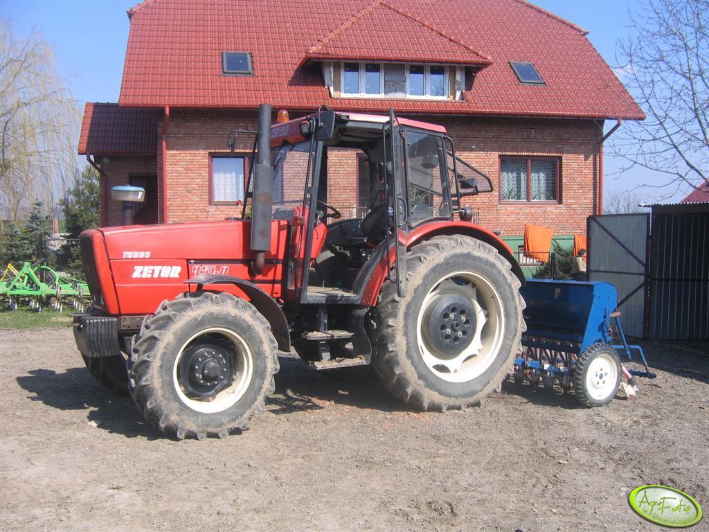 Zetor 9540 + Rolmasz Kutno 3.2m