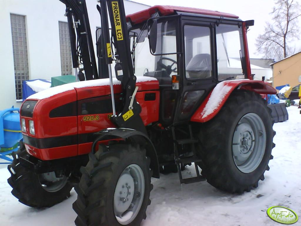 Belarus 920.3