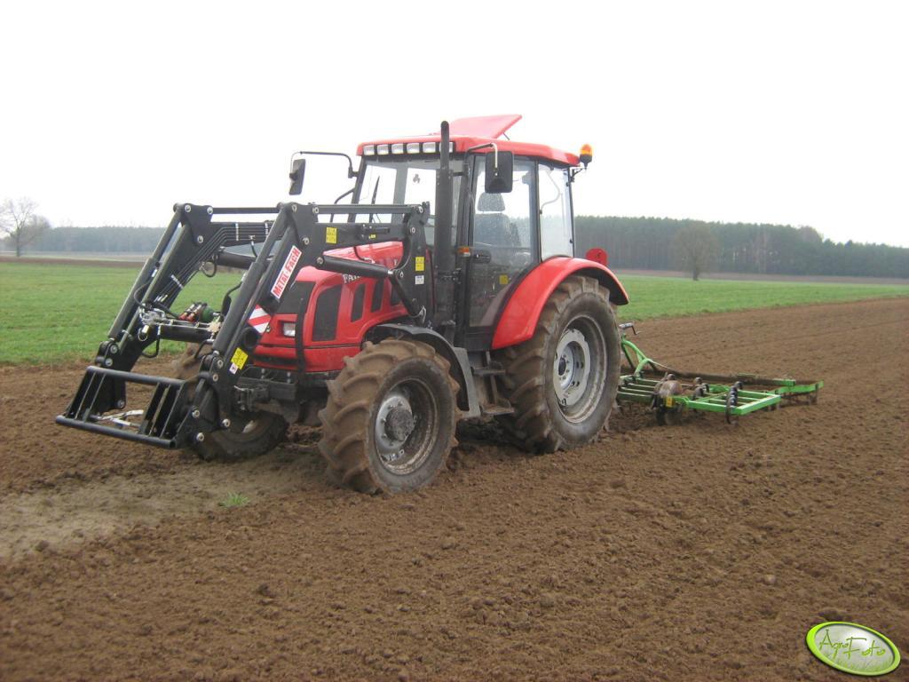 Farmer 8258 i Bomet 3.6