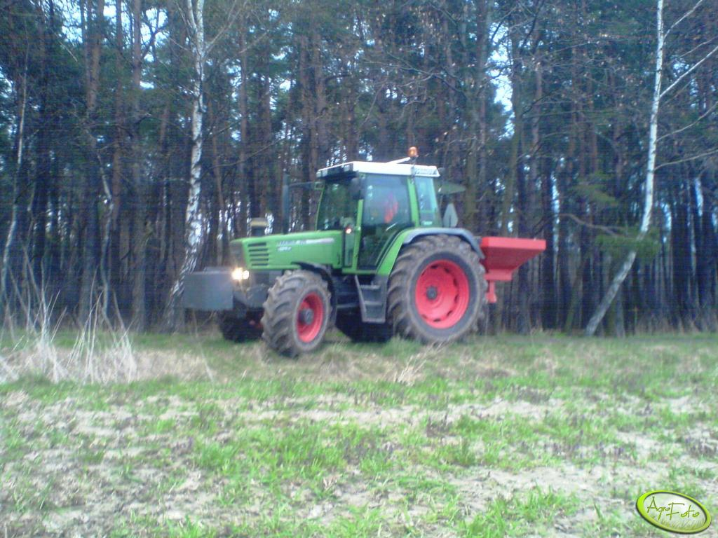 Fendt Farmer 310 + Rauch