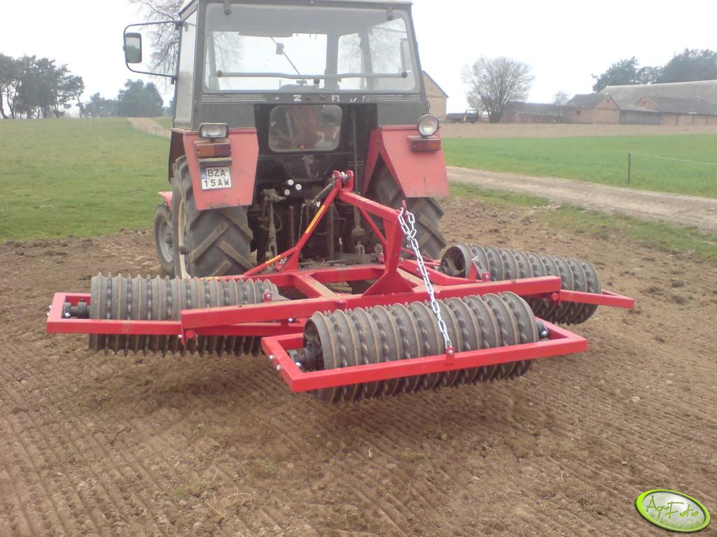 Cambridge 3.40 m + Zetor 7211