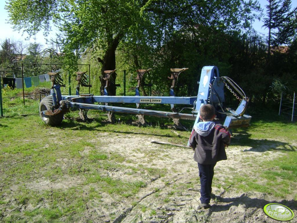 Rabewerk 5-skibowy