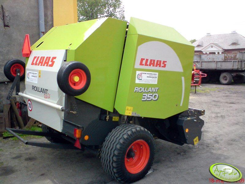 Claas Rollant 350 Roto Cut