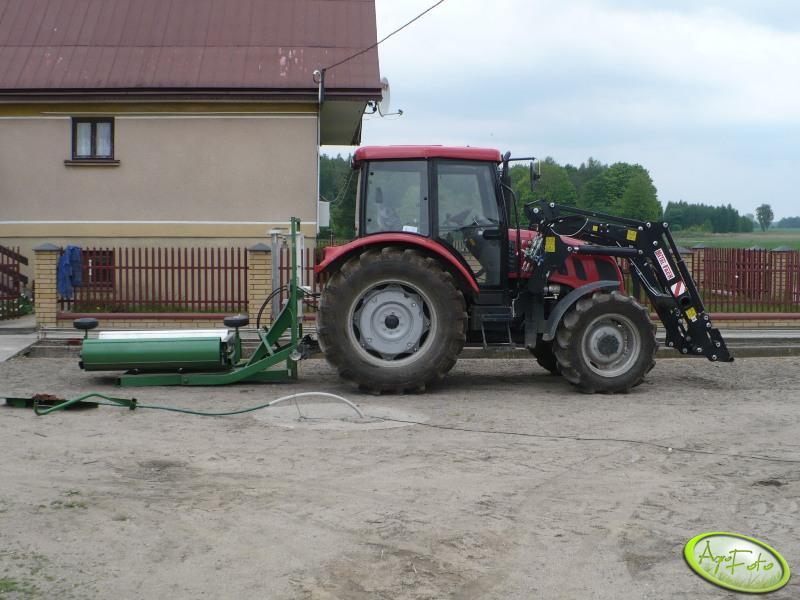Farmer 8258 + Tekla