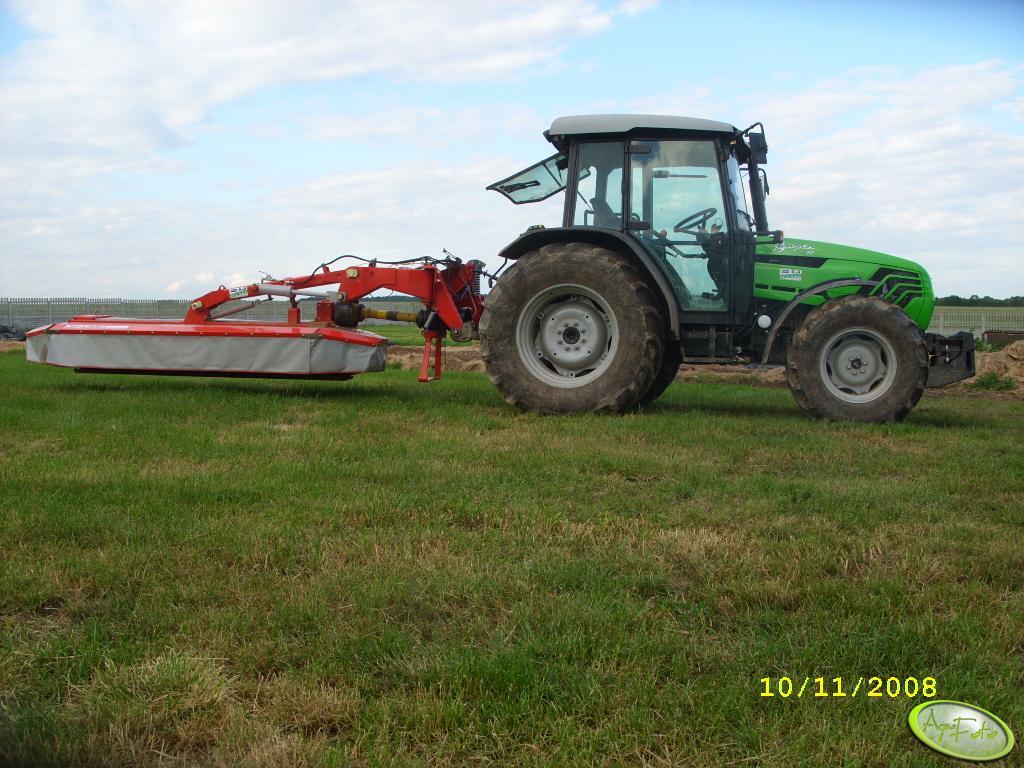 DF Agroplus 87 + JF Stoll GX 2805