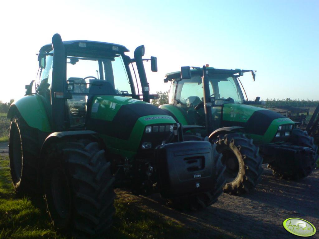 DF Agrotron M610 & Agrotron K100