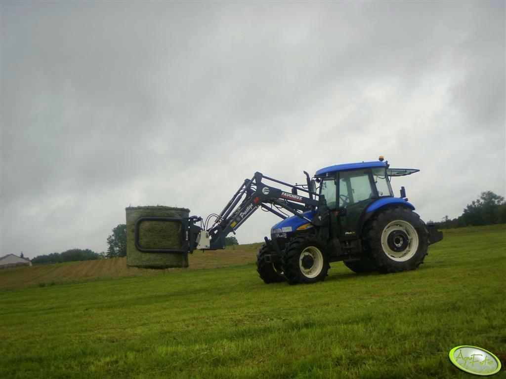 New Holland TD80D Plus