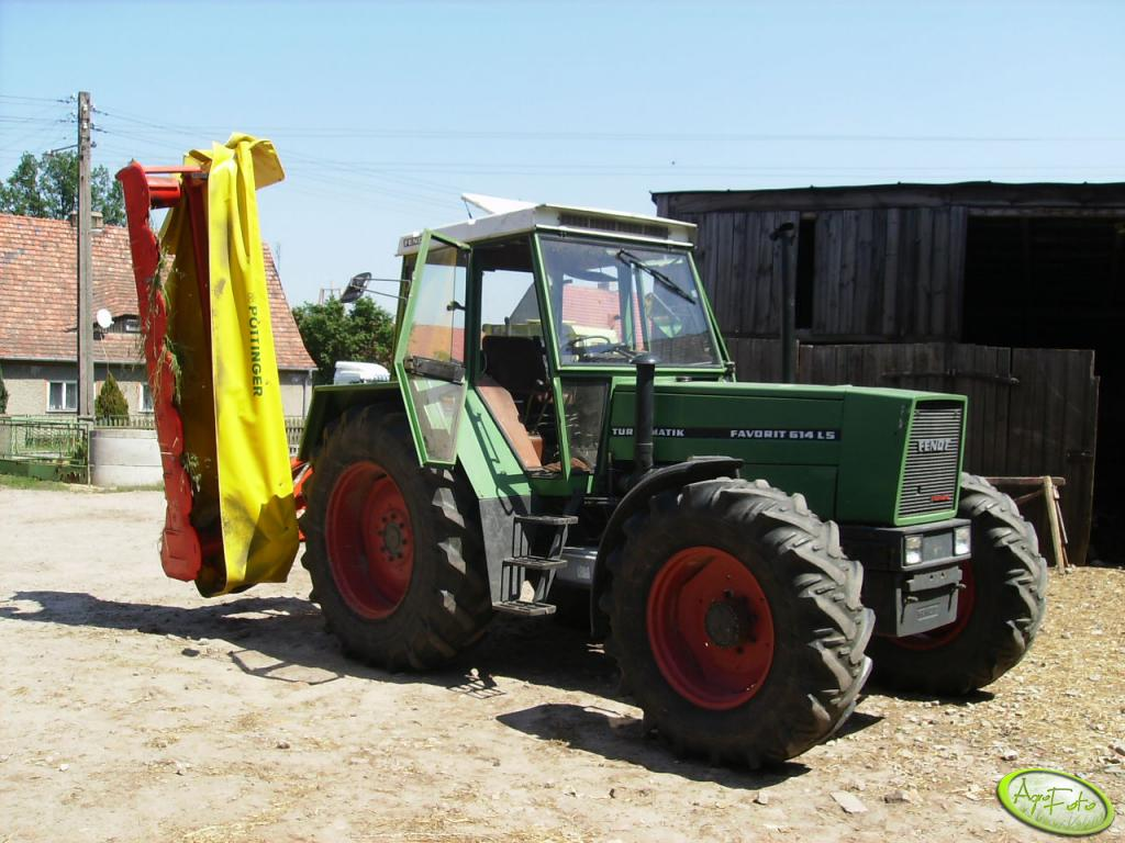 Pottinger NovaDisc 305