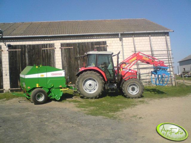 MF 5425 i Sipma Farma II