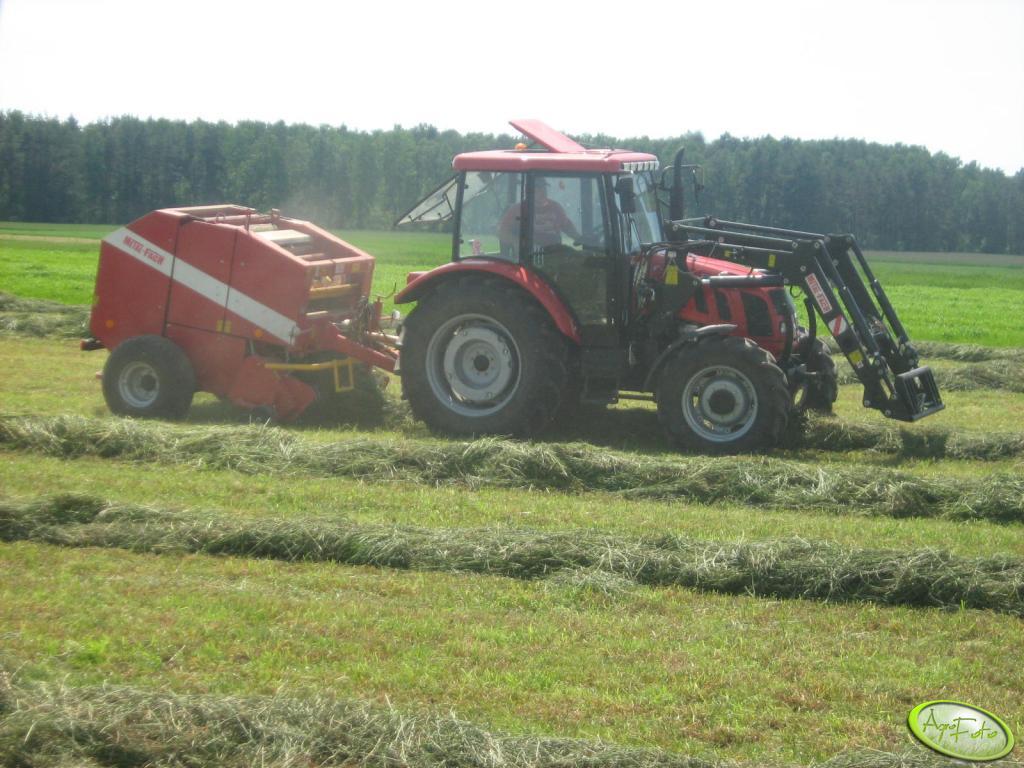 Farmer 8258 + Metal Fach