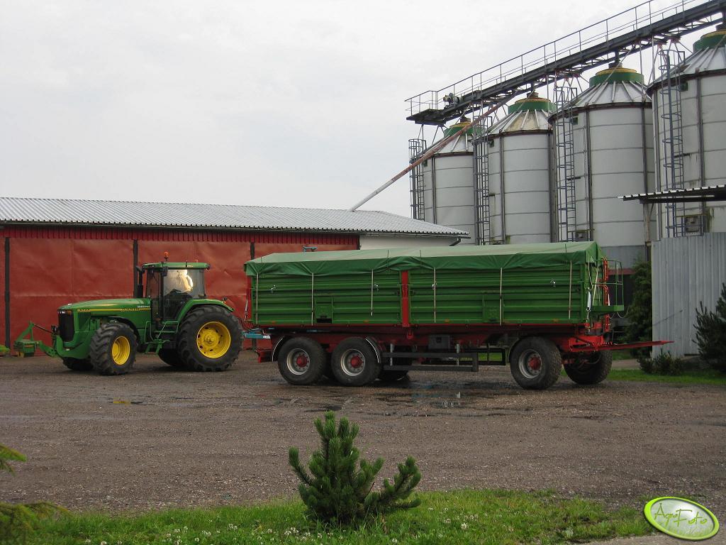 Przyczepa Pronar T780