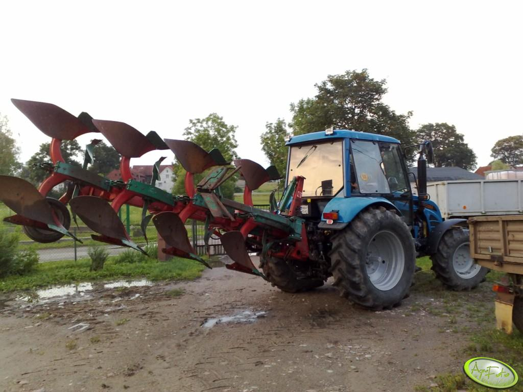 Pronar 1025 A + Kverneland EG 85