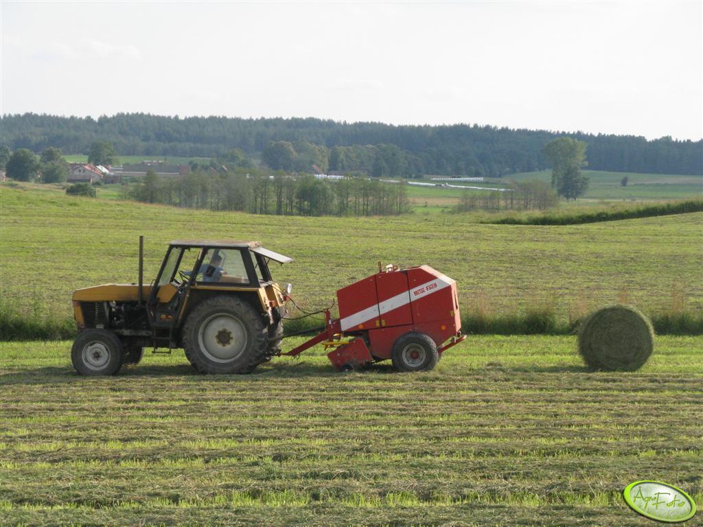 Ursus 1002 + Metal-Fach Z-562