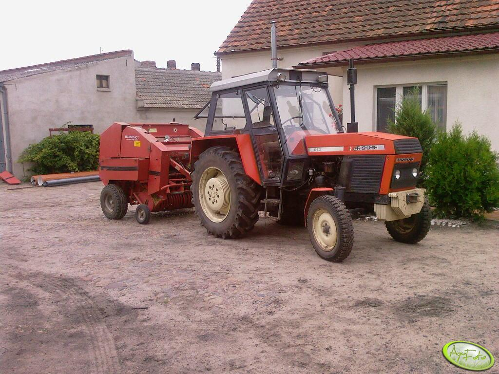 Ursus 912 + Blanchot 220