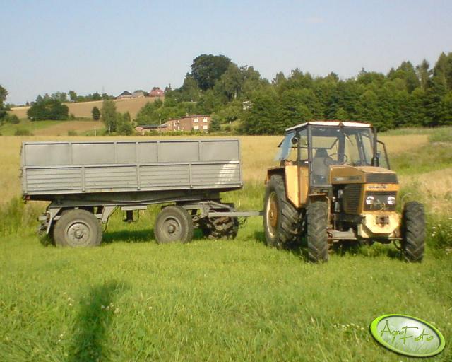 Ursus 914 + Przyczepa