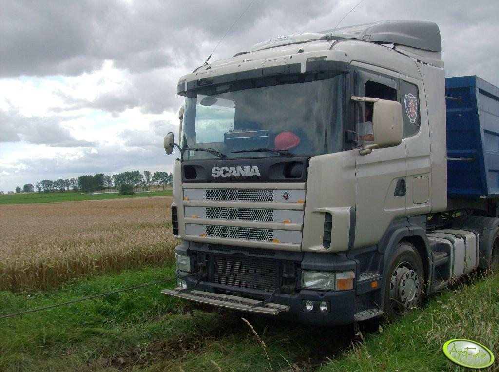 Ursus 3512 vs Scania