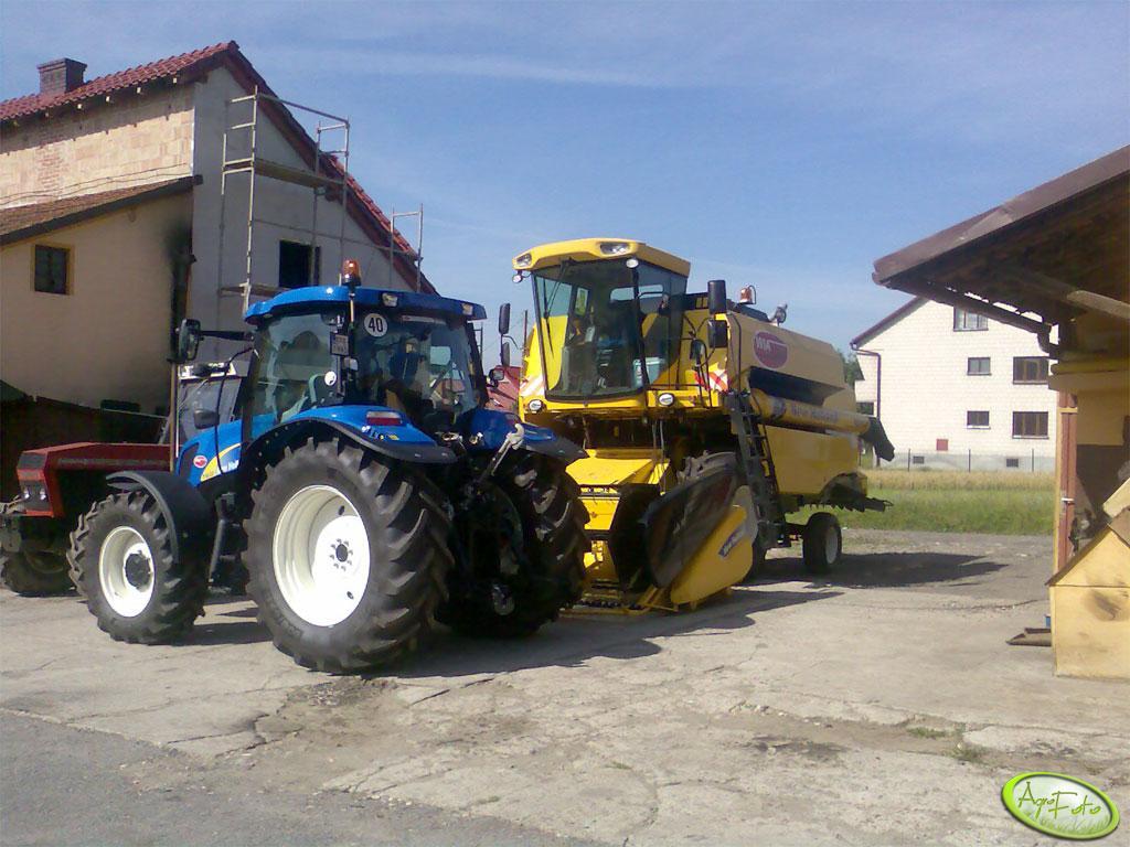 NH T5050