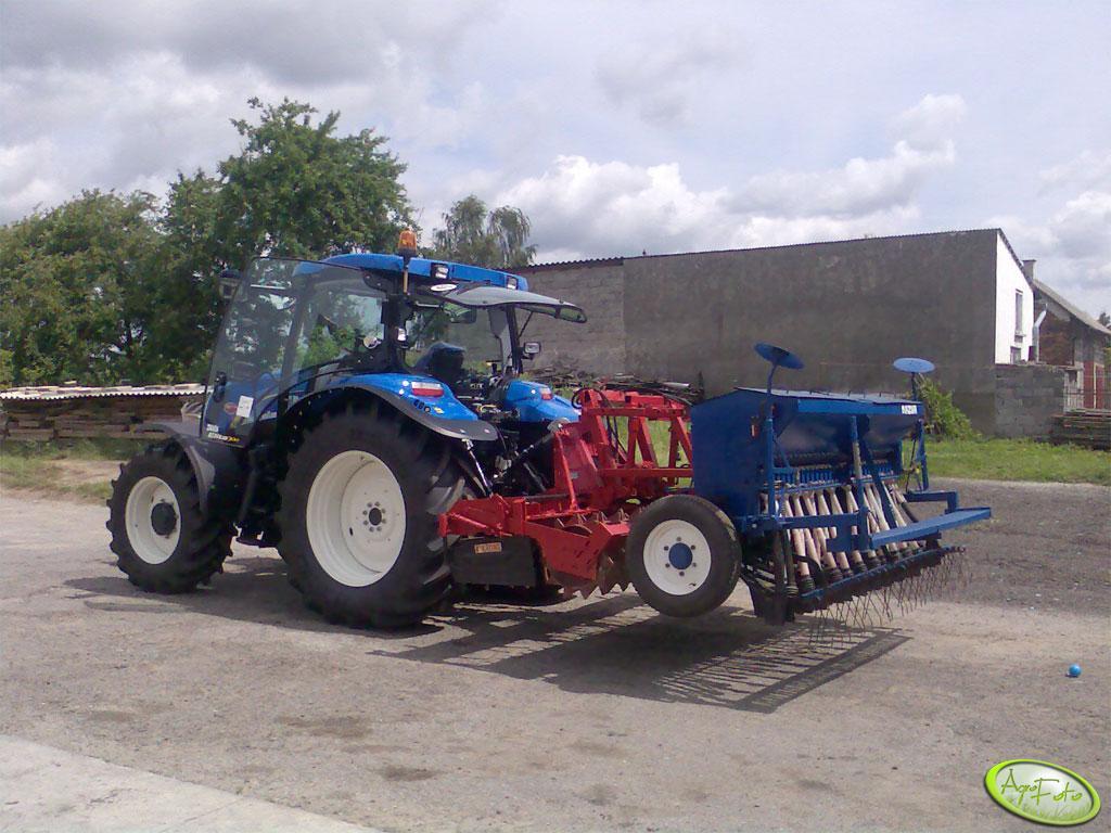 NH T6020