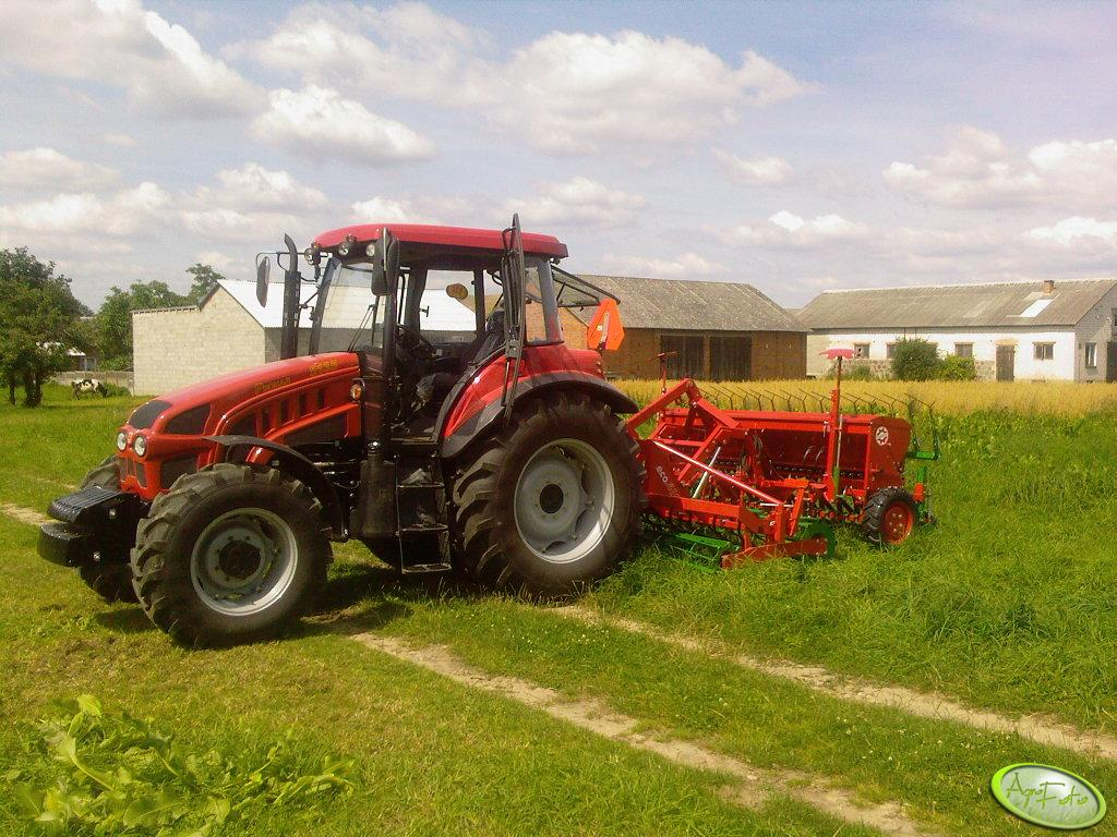 Pronar 5135 + zestaw Famarol Eco410