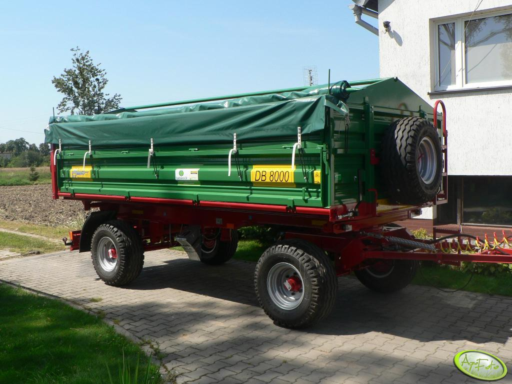 Metaltech DB 8000