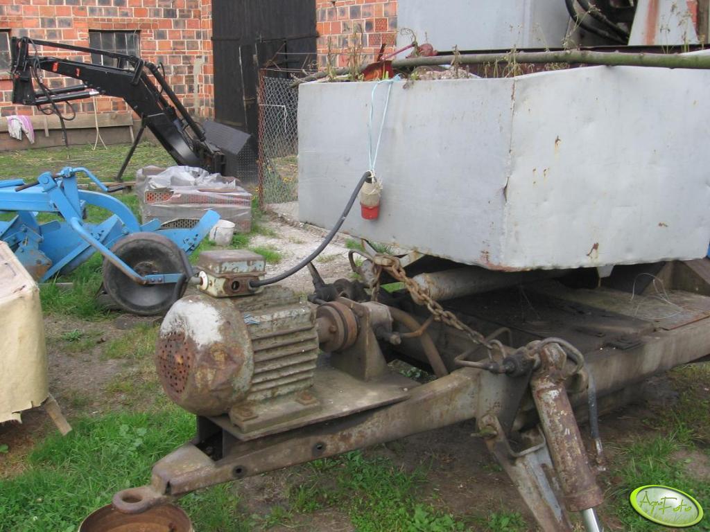 Silnik elektryczny w cyklopie