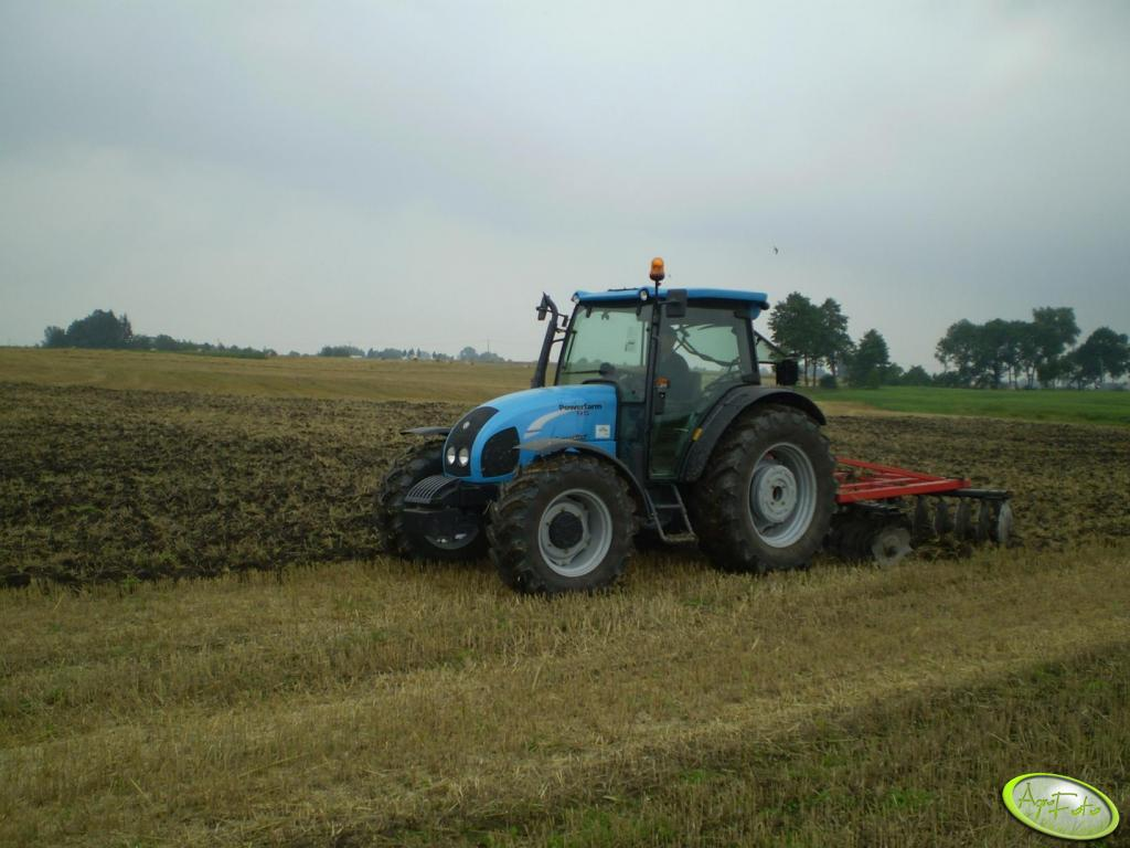 Landini Powerfarm 95 + Akpil 3,15m