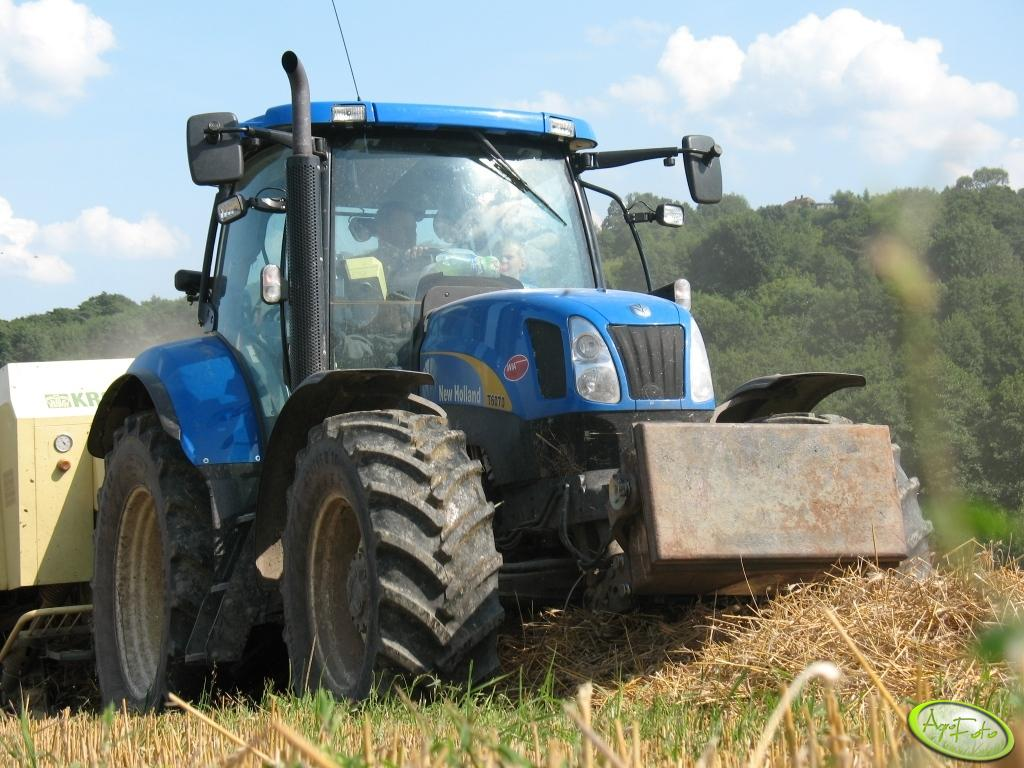 New Holland T6070PC