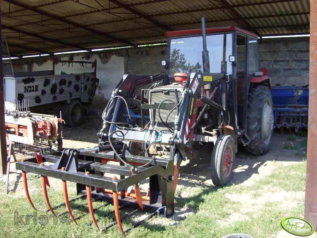 Massey Ferguson 255 + TUR 3B