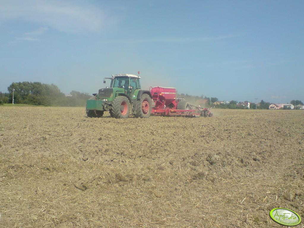 Fendt 924 Vario + Horsch Pronto 6 as