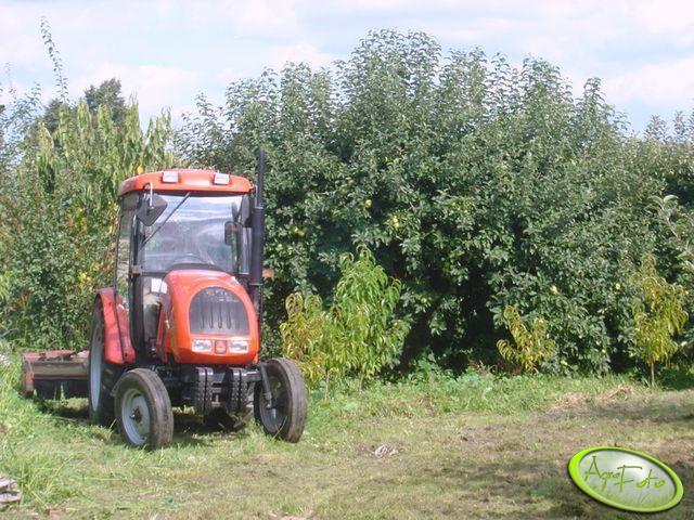 Ursus 3502 Agro Bis + rozdrabniacz
