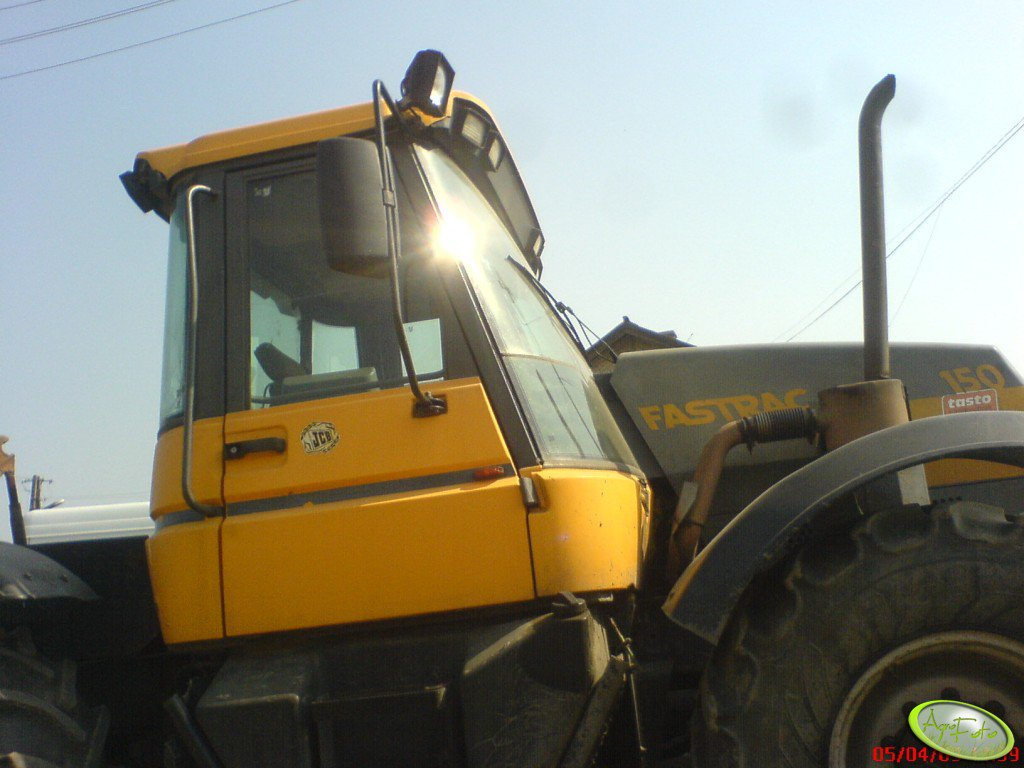 JCB Fastrac 150 Turbo